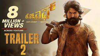 #KGF Official Telugu Trailer 2 | Yash | Srinidhi Shetty | Prashanth Neel | Vijay Kiragandur