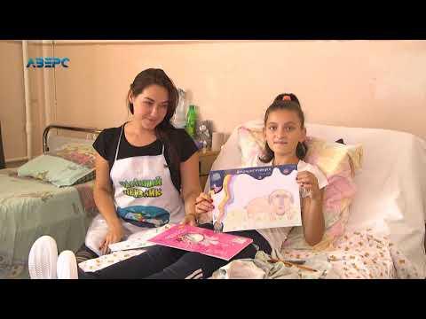 ТРК Аверс: Проект, покликаний здійснити великі мрії маленьких пацієнтів - у Луцьку