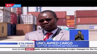 Goods worth 30 million shillings were auctioned today at the inland container depot in Nairobi