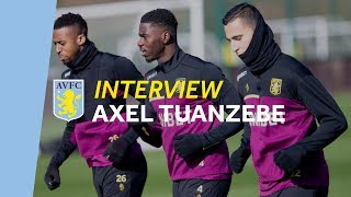 Axel Tuanzebe: I'm back for the run-in