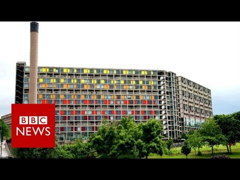 Park Hill: Who lives here now? BBC News
