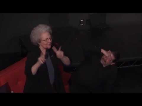 "Eye Music: A Festival of ASL Poetry and Performance, Santa Cruz, Panel #2: ""Artivism"", 11/15/14"