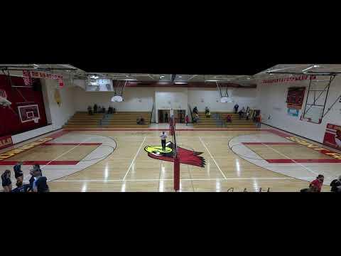 St. Anne vs. Illinois Lutheran High School Varsity Womens' Volleyball