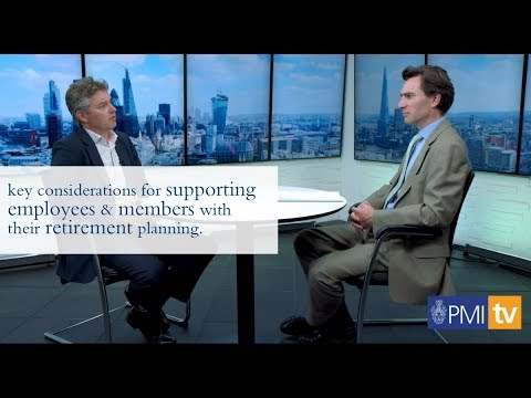 Key considerations for supporting employees and members with their retirement planning