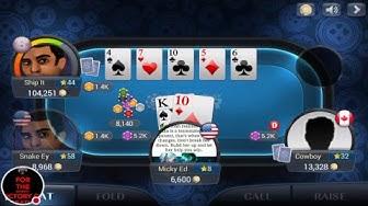My Dragonplay™ Poker Texas Holdem Stream