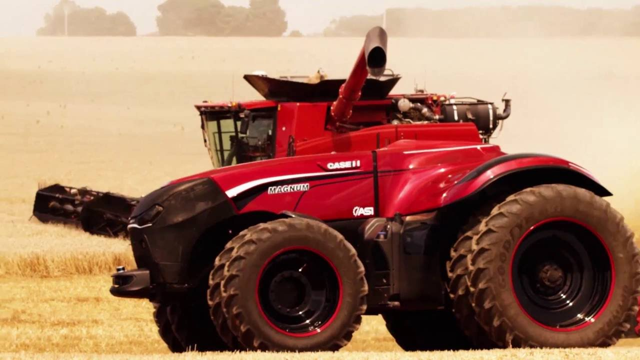 Case IH Autonomous Tractor – to koniec tradycyjnych ciągników?