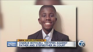 Charlie Bothuell testifies in court hearing