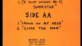 Battery Acid - Crown On My Head (featuring ex-members of Mary