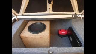 видео Фальшпол на багажник Ваз 2105 ваз 2107