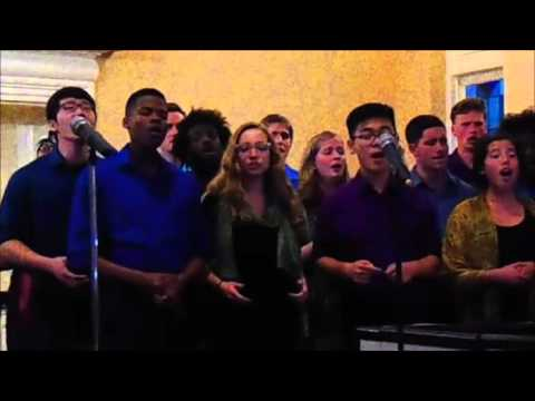Stanford U Talisman Choir Tour March 2015 Charleston SC