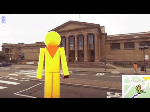 Street View's New Look on Google Maps Australia
