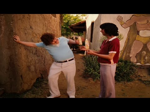 Nacho Libre - Get That Corn Out Of My Face!!