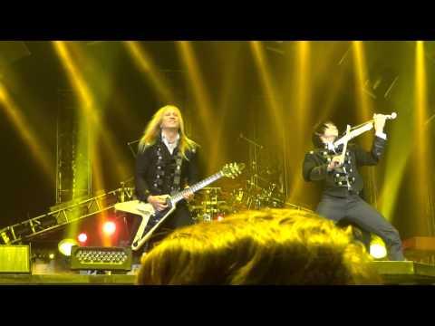 "Trans-Siberian Orchestra 11-29-12 Charlotte NC ""Faith Noel"" [HD] TSO 2012"