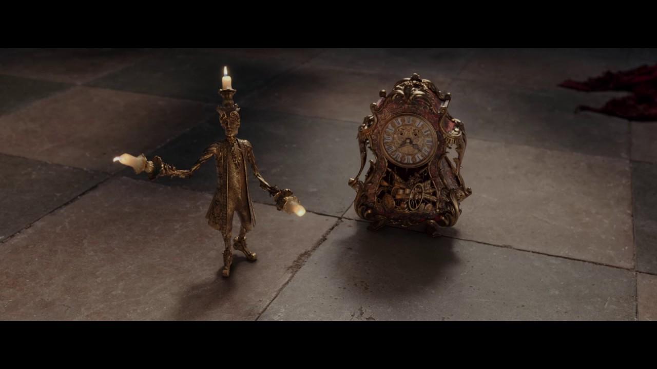 Kráska a zviera oficiálny trailer