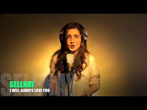 SELENAY DAGDELEN - I WILL ALWAYS LOVE YOU | THE VOICE KIDS Whitney Houston Full