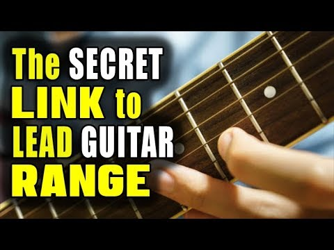 The SECRET Link to Lead GUITAR Range (You Must Try This)