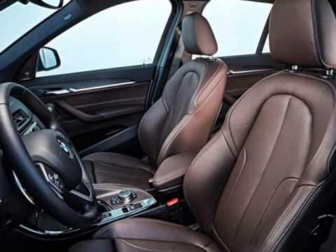 All New 2016 BMW X1 Interior Design