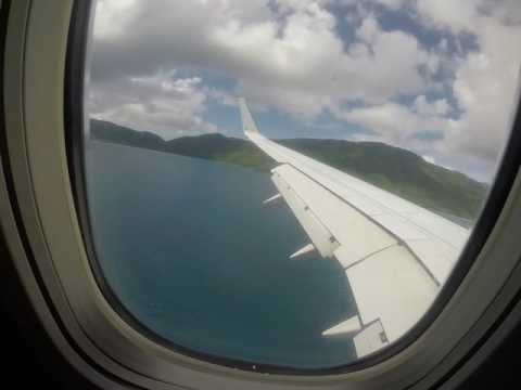 Flying Into Cyril E. King Airport (Saint-Thomas)