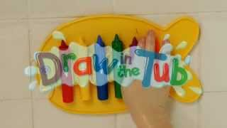 Alex Toys Rub A Dub Draw In The Tub at KiddingAwound.com