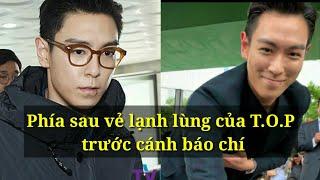 Báo hàn đưa tin T.O.P Big Bang xuất ngũ mà không bước ra chào fan, nhưng sự thật đằng sau là gì?