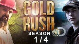 Золотая Лихорадка Аляска 1 сезон 4 серия