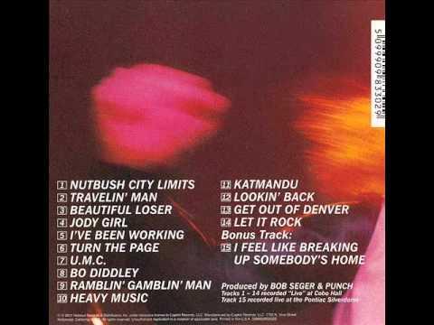 HEAVY MUSIC-KATMANDU by BOB SEGER & THE SILVER BULLET BAND
