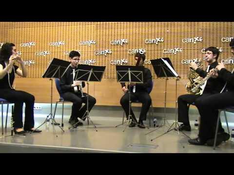 Five Antique Hungarian Dances - Ferenc Farkas
