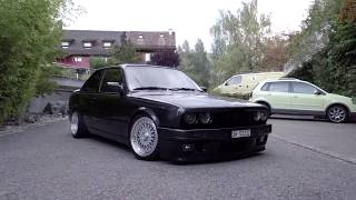 BMW 325i E30 Coupe M-Technic II  (4K)