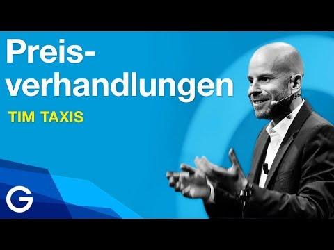 3 Thesen für Preisverhandlungen - Wann ein Preisnachlass Sinn macht // Tim Taxis