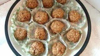 No Cook Peanut Butter Balls, Vegan, 3 Ingredient Treats