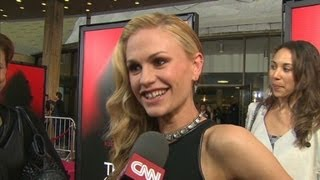"""Anna Paquin: Expect bombshells on new """"True Blood"""""""