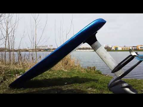 Электро доска для серфинга своими руками
