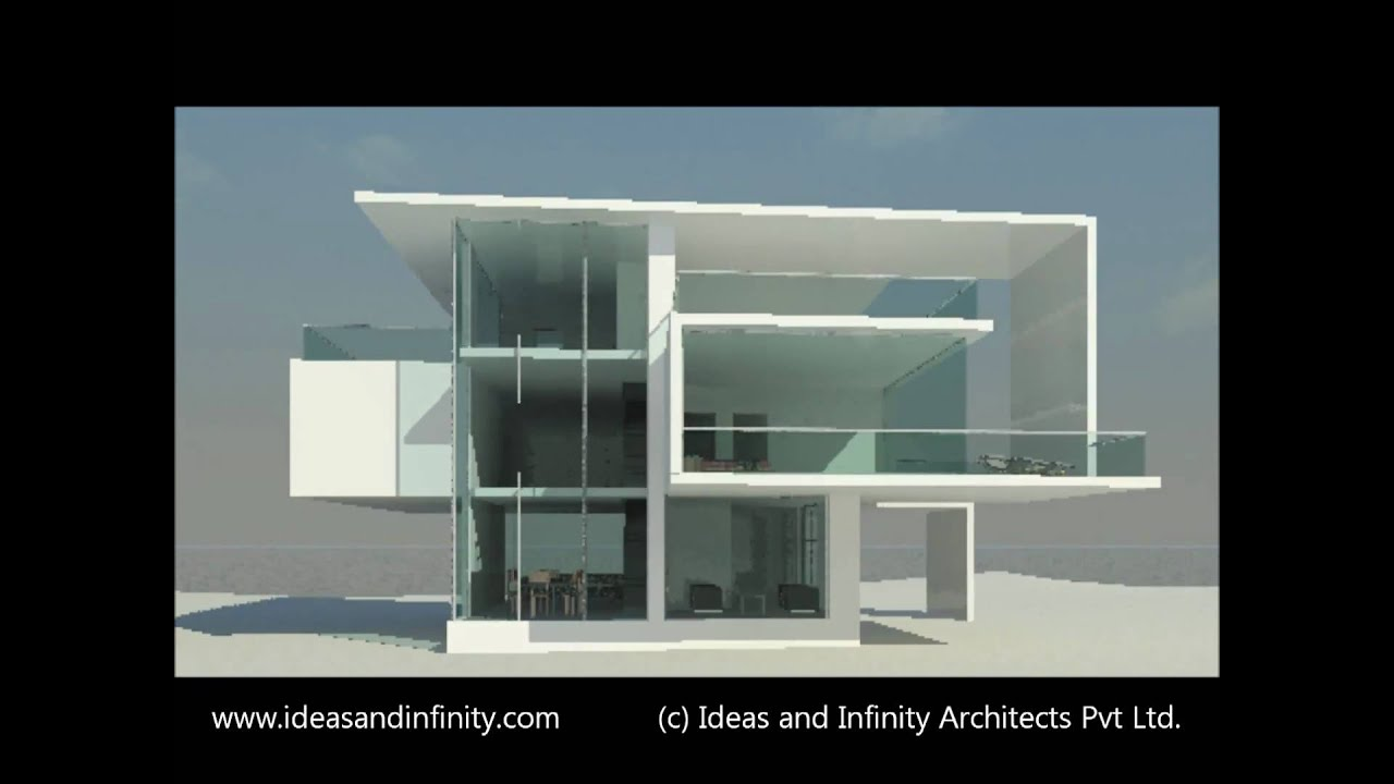 Beach house oceanfront home modern architecture youtube for Beach architecture design