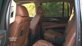 كاديلاك اسكاليد ستنافس في فئة السيارات الرباعية الدفع (فيديو)