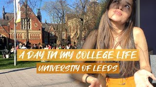 A day in my student life - UNIVERSITY VLOG | University of Leeds | UK