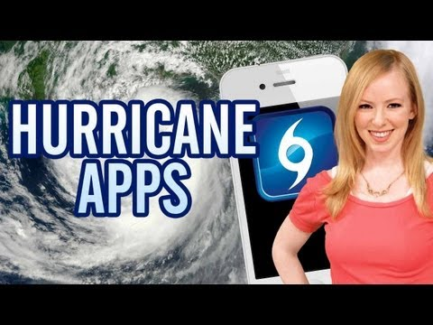 Track Hurricanes & Natural Disasters With These 4 Awesome Apps