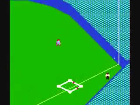 tecmo baseball nes