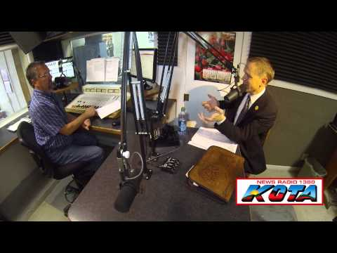 Focus - Ask the Mayor with Don Grant Radio 1380 KOTA News