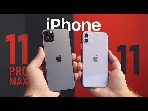 Android – всё 😈 Распаковка IPhone 11 и IPhone 11 Pro Max и первые впечатления / ОБЗОР