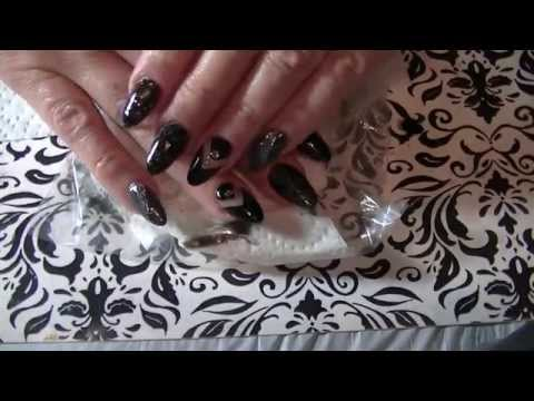 """""""Nails"""" - Tip of the Week #10 *Stamping Clean Up*"""