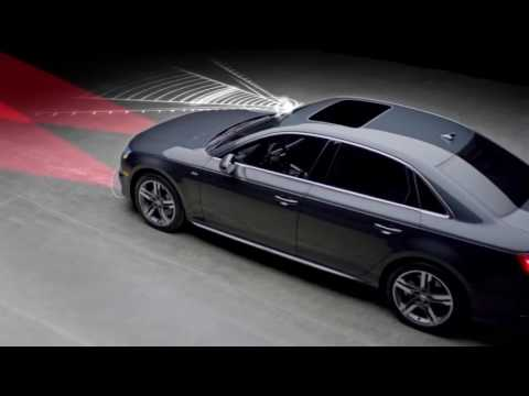 System ADAS Audi A4 2017
