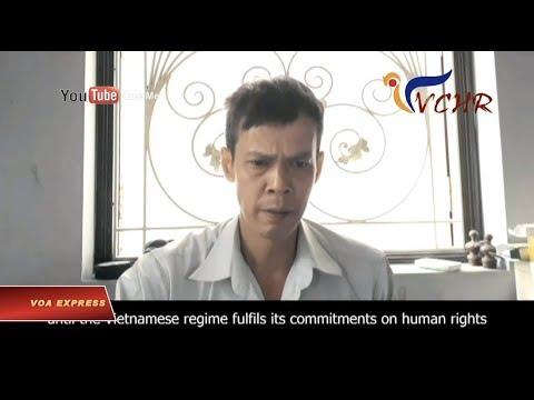 Truyền hình VOA 4/12/19: Video Phạm Chí Dũng kêu gọi hoãn EVFTA được trình chiếu tại Châu Âu