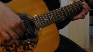 เขียนในใจ ร้องในเพลง Fingerstly Guitar cover by Sornmoon