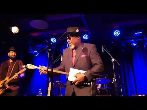 Big Daddy Wilson , Le Singe Club Biel Oct. 2017