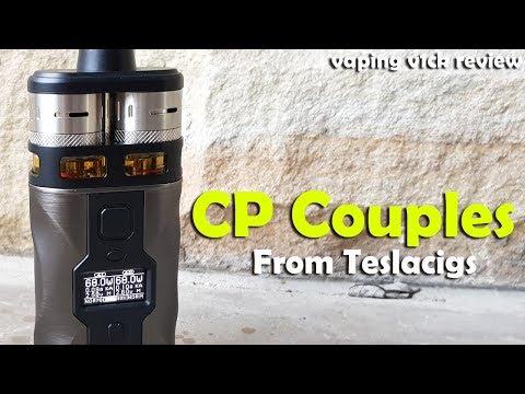 Tesla CP Couples Kit - Dual RDTA Mod!?!?!