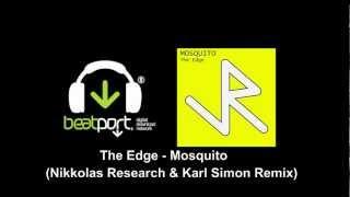 The Edge  - Mosquito (Nikkolas Research & Karl Simon Remix) [Junky Robot]