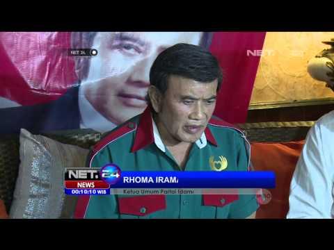Rhoma Irama Deklarasikan Partai Idaman - NET24