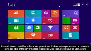 Réparer une connexion Internet sans fil (Windows 8)