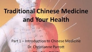 Introduction to Traditional Chinese Medicine - TCM and Your Health Part 1 | Calgary Acupuncture