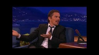 Ethan Hawke Is Awesome Funny Moments